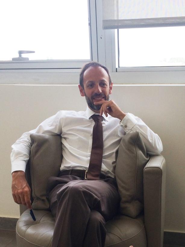 François IOOS nouveau directeur général de Total Sénégal