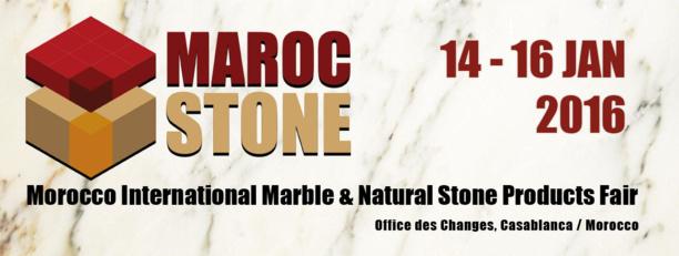 Salon international « Maroc Stone » : Le rendez-vous des ...