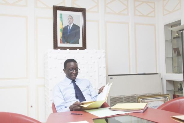 Sénégal : « La trajectoire des dépenses de personnel est soutenable et le ratio masse salariale sur PIB est projeté à 6.2% en 2017 », selon Amadou BA, MEFP