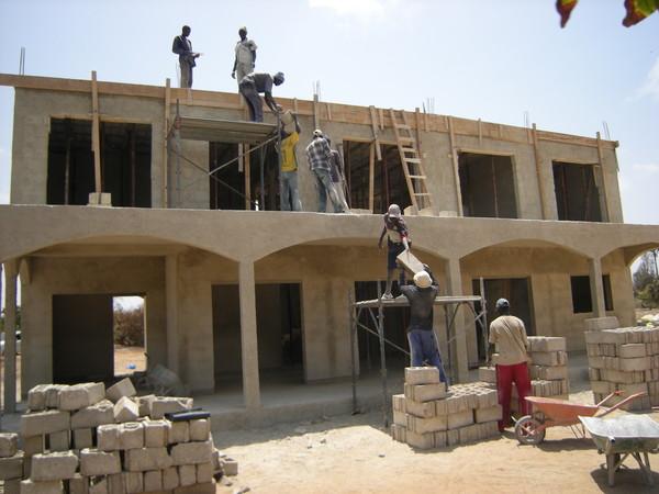 Cout de la construction progression de 2 1 au 1er trimestre 2017 - Cout d une construction de maison ...