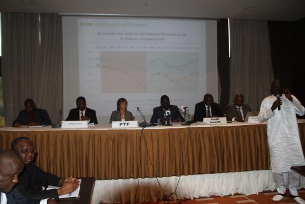 Revue annuelle conjointe : Le Ministère des Finances salue l'institution de la gestion axée sur les résultats