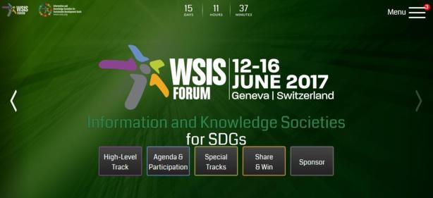 Forum sur la société de l'information (SMSI) : Les partenaires des TIC pour la réalisation des ODD