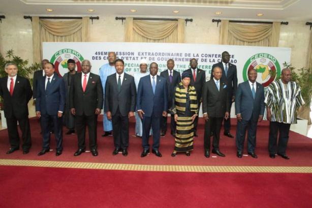 51e Sommet de la Cedeao : Macky Sall à Monrovia