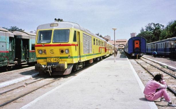 Réseau ferroviaire : Baisse du trafic à l'international en mars
