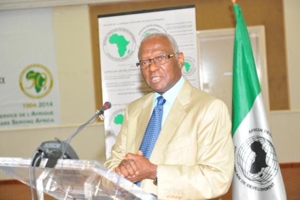 Babacar NDIAYE , ancien Président de la BAD de 1985-1995