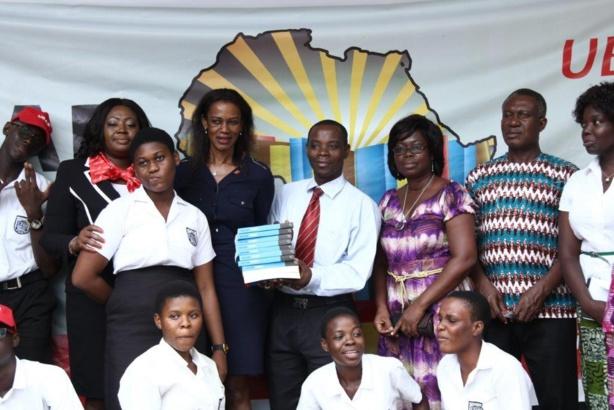 L'initiative 'l'Afrique qui lit' de UBA débarque au Ghana
