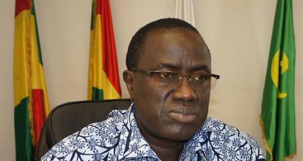 OMVS-Mali: Le nouveau Directeur Général de SOGEM, le sénégalais Tamsir NDIAYE a pris fonction samedi 15 juillet à Bamako sous l'œil du Haut-commissaire, Diané SEMEGA