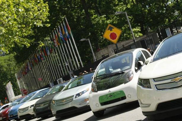 BONN : à la Conférence de l'ONU sur le climat, villes et transports s'engagent à agir davantage et plus vite
