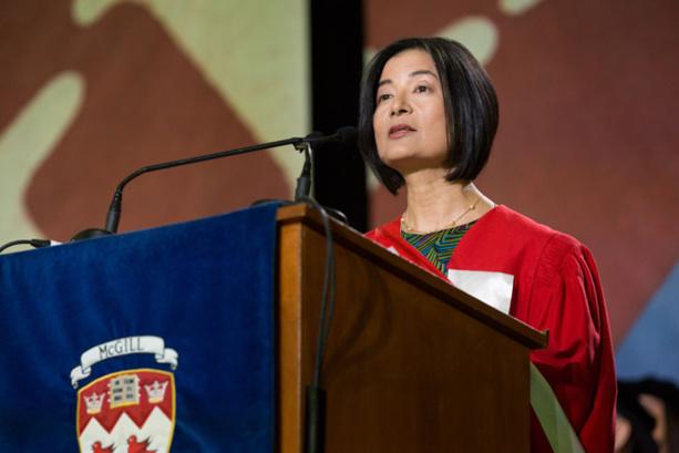 Reeta Roy est présidente directrice générale de la Fondation Mastercard.