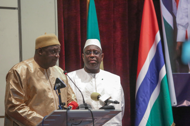 Coopération : Macky Sall entend renforcer l'axe Sénégambie