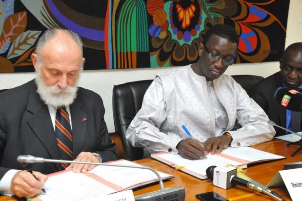Financement : L'Ue et le Sénégal signent trois conventions de plus de 15 milliards de FCFA