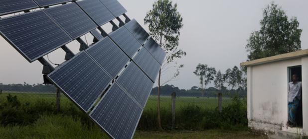 La FAO signale des perspectives encourageantes pour les systèmes d'irrigation à énergie solaire