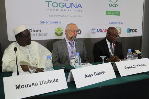 Forum régional sur les engrais : La qualité du produit au menu des échanges