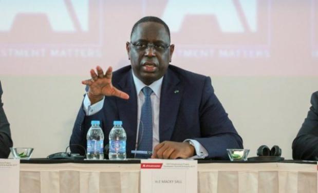 Concertation nationale sur la gestion du pétrole et du gaz Macky Sall, président de la république : «Garantir une gestion transparente, inclusive et durable de nos ressources»