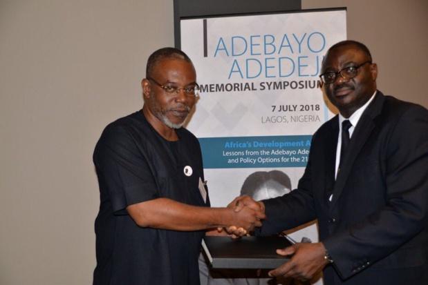 Colloque Adebayo Adedeji: Le Président namibien salue la ZLECA et les réformes de l'UA