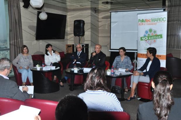 10eme  Edition Salon Pollutec: Le Maroc met le Cap sur la Ville Durable et l'Innovation