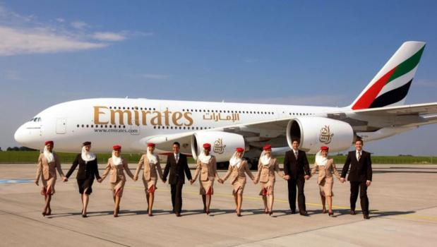 Transport aérien: Emirates offre des tarifs spéciaux vers Dubaï