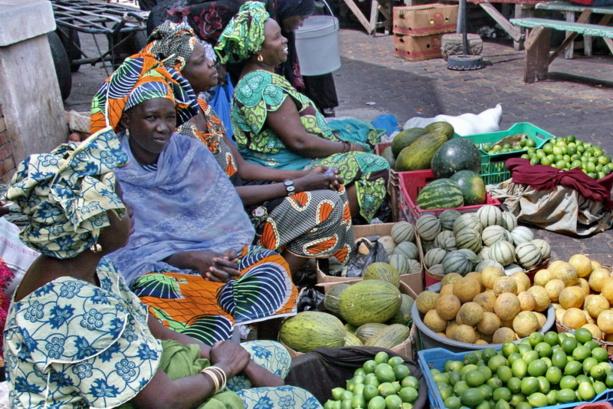 Sénégal : les prix à la consommation progresse de 0,7% en Septembre