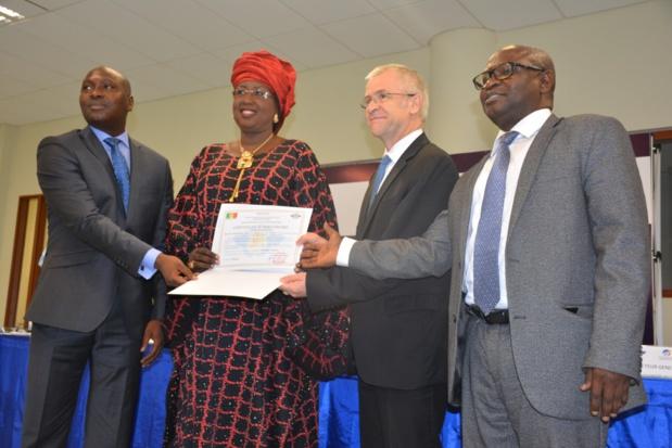 Transport aérien : Aibd obtient le  statut d'aéroport certifié