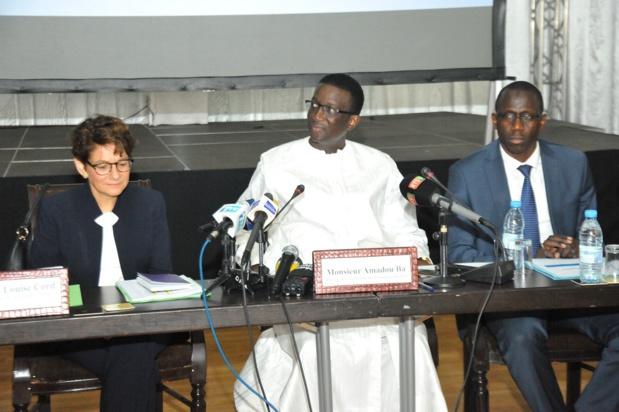 Sénégal : Amadou Ba satisfait de l'exécution des projets de la Banque mondiale