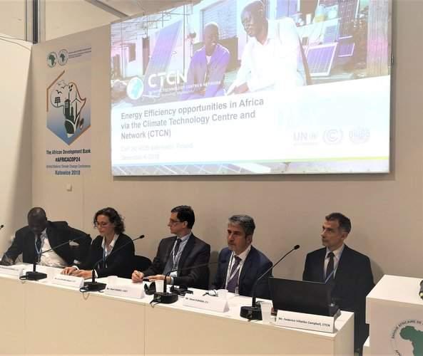 COP24: La BAD organise une session sur l'Efficacité énergétique en Afrique