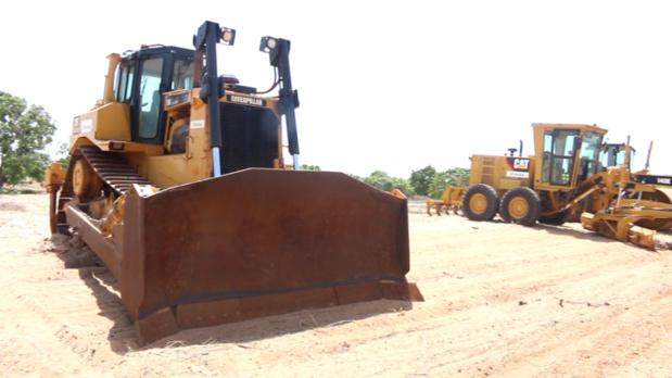 Les travaux du premier parc éolien d'utilité publique en Afrique de l'Ouest lancés a Taïba N'Diaye