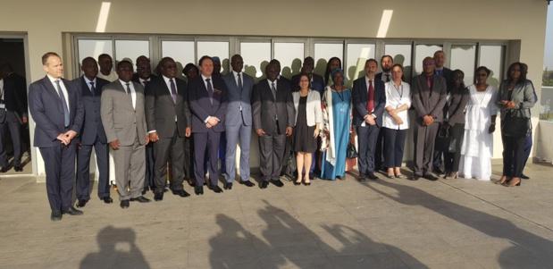 Marché financier: La Banque mondiale, la SFI et le CREPMF se donnent la main