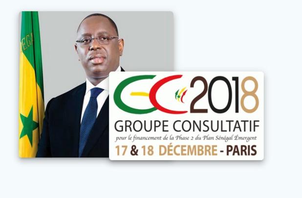 Groupe Consultatif  de Paris : Le Sénégal mobilise ses partenaires pour la phase 2  du Pse