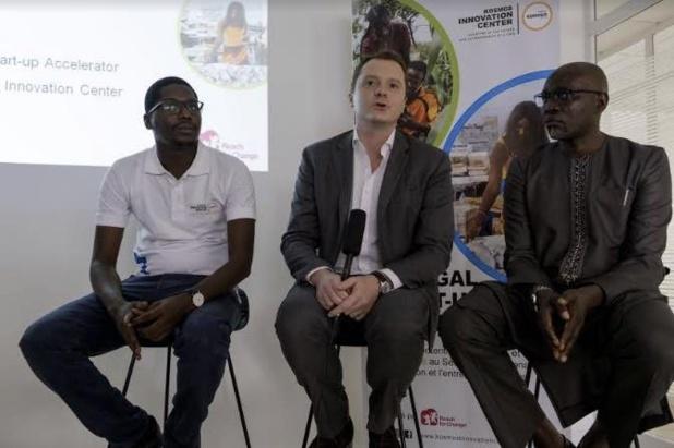 Cinq innovateurs entrent dans le Sénégal Start-Up Accelerator et empochent 2 000 dollars chacun