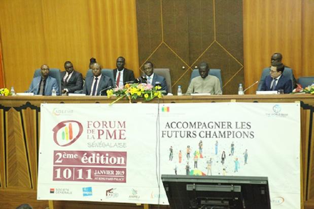 FORUM DE LA PME SENEGALAISE : Le privé national étale ses doléances