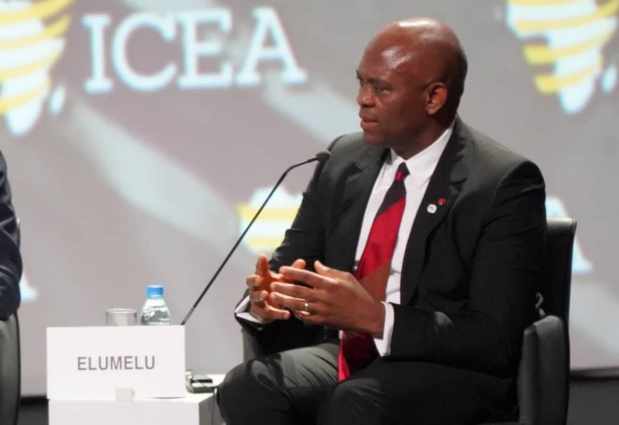 Tony Elumelu , Président de Heirs Holdings de la United Bank for Africa, de Transcorp et fondateur de The Tony Elumelu Foundation.