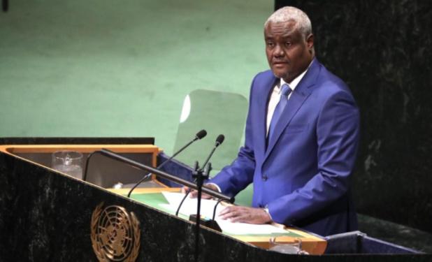 L'Union africaine émet des réserves sur le projet de lancement de l'initiative Spotlight Africa prévu le 9 février 2019 en marge du Sommet des Chefs d'État et de gouvernement.