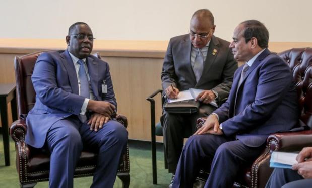 Sénégal-Egypte : Vers la signature d'un mémorandum d'entente pour le renforcement des relations bilatérales