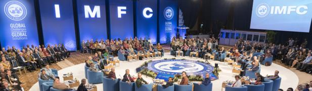 FMI: Communiqué de la trente-neuvième réunion du CMFI