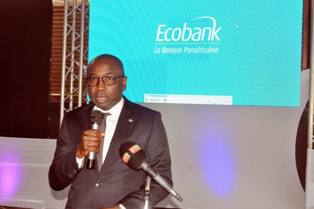 Serge Akré, Directeur général de Ecobank Sénégal