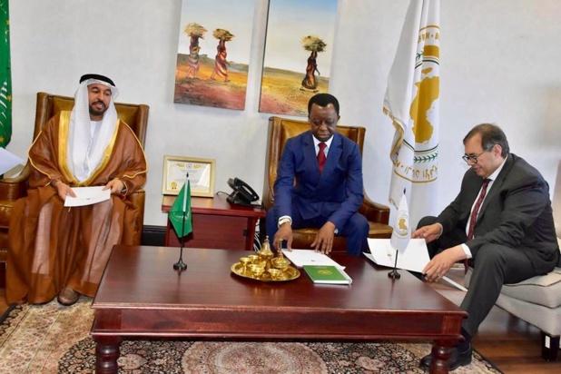 Parlement africain : Le vice-président améliore la cohésion interne de l'organe de l'Union africaine