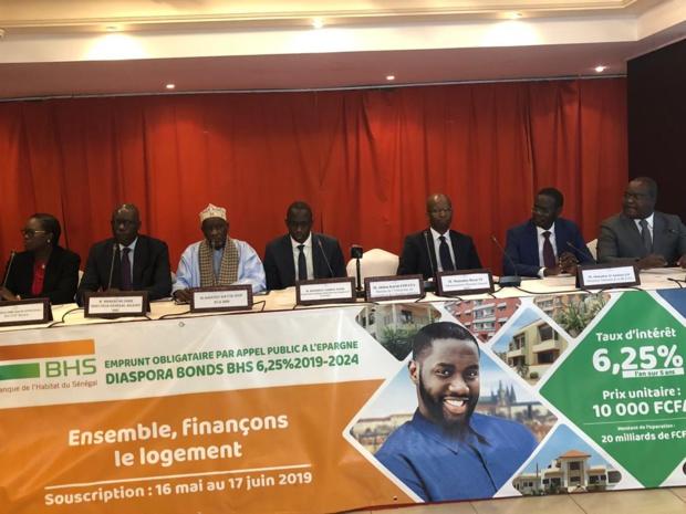 Bassirou Samba Niasse, Secrétaire général du ministère des Finances : « Le lancement du Diaspora Bonds BHS 6,25% 2019-2024 va contribuer au renforcement de l'inclusion financière »