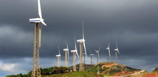 Parc éolien de Taïba Ndiaye : Réception des premiers éléments des  turbines