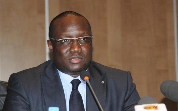 Mouhamadou Makhtar Cissé, ministre du Pétrole et des Energies