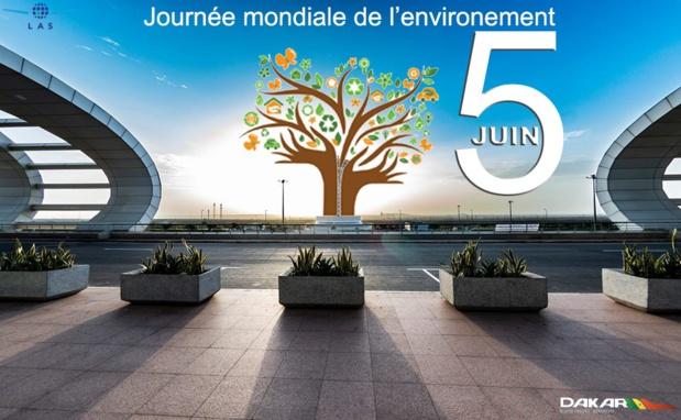 Aéroport international Blaise Diagne de Diass : Las annonce le renforcement de ses actions environnementales