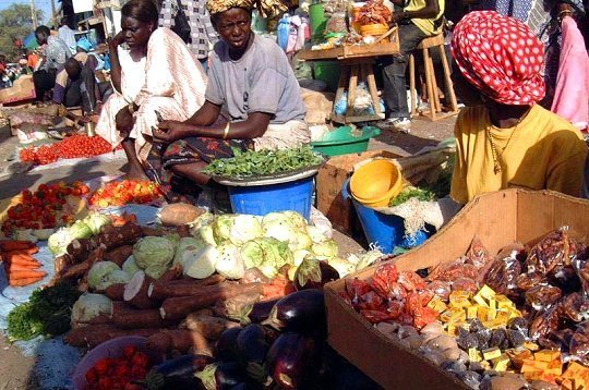 Sénégal : Très légère variation du secteur tertiaire en Avril