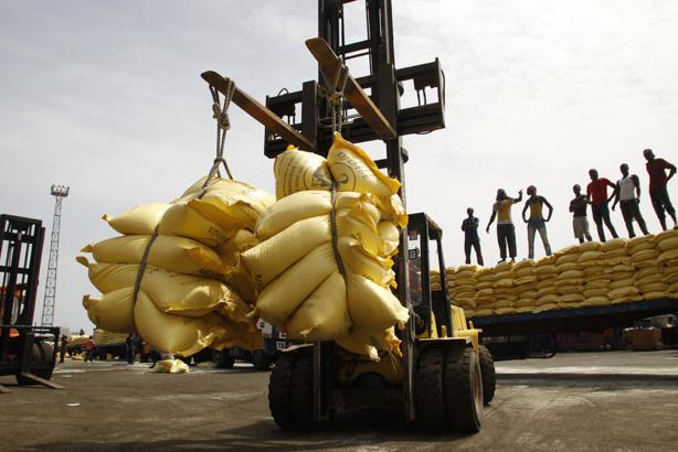 Sénégal :   Repli des prix des produits importés en Avril