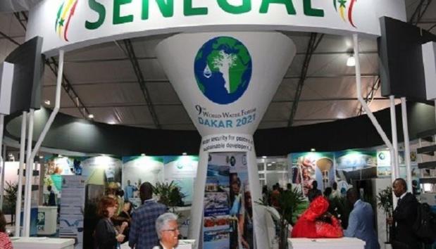FORUM MONDIAL DE L'EAU DAKAR-2021 :  Le processus préparatoire officiel lancé à Dakar