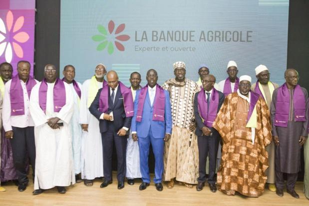 Banques : La Caisse Nationale de Crédit Agricole du Sénégal  porte désormais le nom   de «  La Banque Agricole », un nouveau logo et une nouvelle identité visuelle