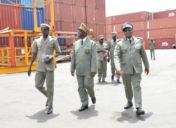 Port autonome de Dakar : Installation de nouvelles unités de la Douane