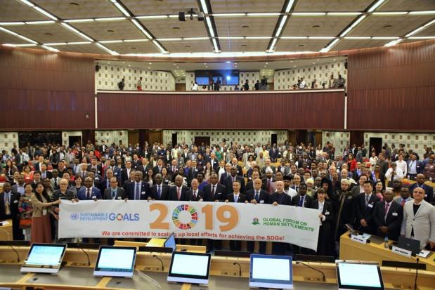 Début du forum sur l'urbanisation durable à Addis-Abeba
