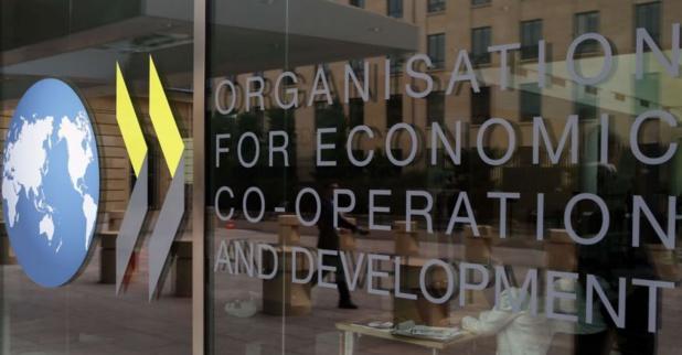 Zone Ocde : La montée des tensions commerciales et de l'incertitude liée à l'action publique vont affaiblir encore la croissance mondiale