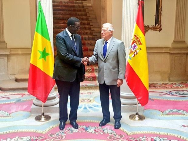 Sénégal-Espagne :  Signature d'un accord de coopération culturelle et éducative