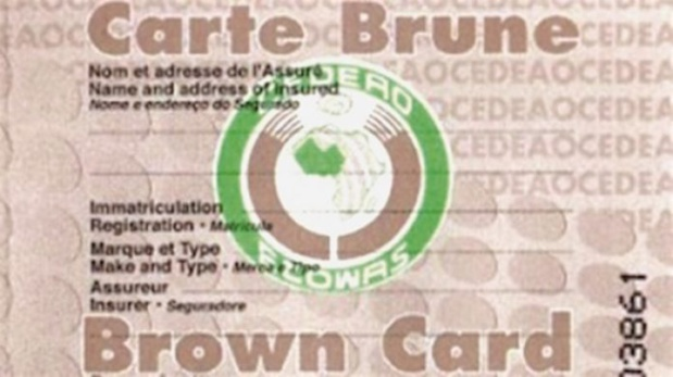 Dakar accueille la 36eme assemblée générale du conseil des bureaux de la Carte Brune de la CEDEAO