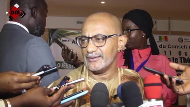 Mamadou Moustapha Noba, Président de l'Association des Assureurs du Sénégal
